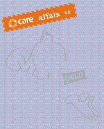 CARE affair #8_Geld