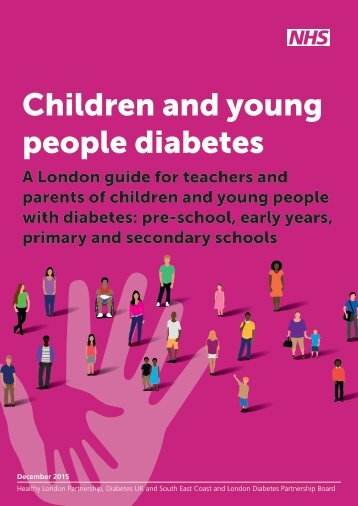 Children and young people diabetes