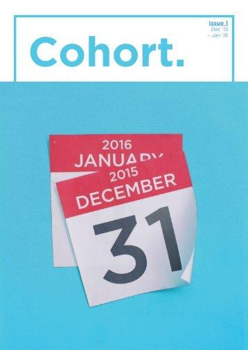 Cohort. Magazine (Issue 1)