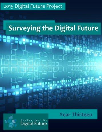 Surveying the Digital Future