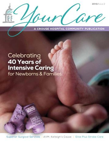 Celebrating 40 Years of Intensive Caring