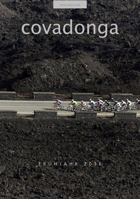 Covadonga Verlag - Programmvorschau Frühjahr 2016