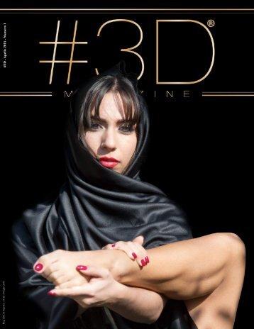 1° Numero 3d Magazine