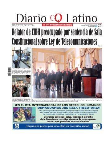 Edición 11 de Diciembre de 2015
