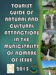 Tourist Guide of Nombre of Jesus 2015 in english