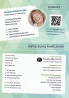 Freizeitkalender 2016 der Adventjugend Bayern - Page 2