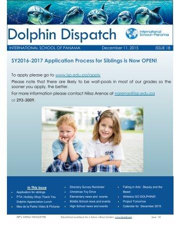 Dolphin Dispatch