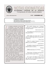 Los ejemplos comentados en estas Notas - Instituto de Chile