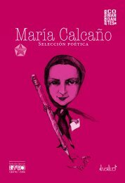 María Calcaño
