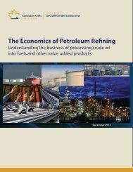 Economics fundamentals of Refining Dec 12 2013-final (1)
