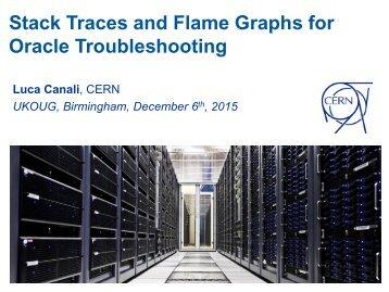 Oracle Troubleshooting