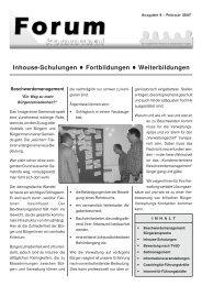 Inhouse-Schulungen - Heyder Partner Gesellschaft Für ...