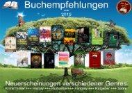 Buchempfehlungen No. 2 (2015)