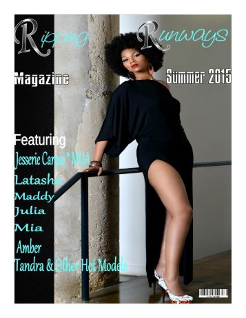 2015 Ripping Runways Magazine  Summer Issue