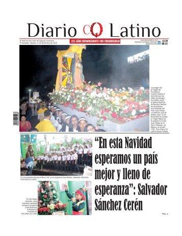 Edición 12 de Diciembre de 2015