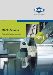 MAPAL Services