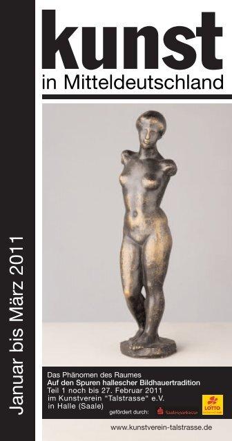 Kunst in IV 18.08 - KUNST in Mitteldeutschland
