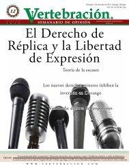 El Derecho de Réplica y la Libertad de Expresión