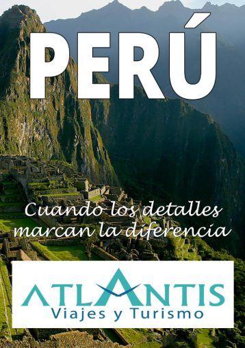 Perú - Viajes Atlantis