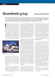 Grundstein - Heyder Partner Gesellschaft Für Kommunalberatung ...