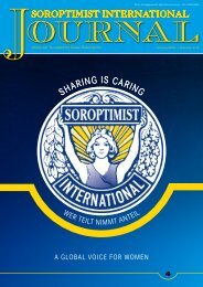 Soroptimist Österreich - Journal 04-2015