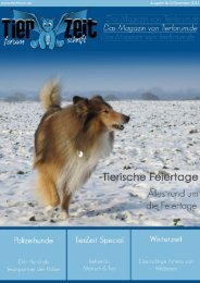 TierZeit - Ausgabe 2