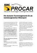 Die Boxengasse, Ausgabe #10/2012 (Sonderausgabe: ADAC PROCAR Teamguide 2013) - Seite 4