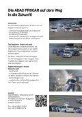 Die Boxengasse, Ausgabe #10/2012 (Sonderausgabe: ADAC PROCAR Teamguide 2013) - Seite 5