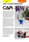 Die Boxengasse, Ausgabe #10/2012 (Sonderausgabe: ADAC PROCAR Teamguide 2013) - Seite 6
