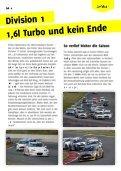 Die Boxengasse, Ausgabe 4, Saison 2014 (#16/2014) - Seite 6