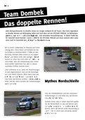 Die Boxengasse, Ausgabe 5, Saison 2014 (#17/2014) - Seite 6