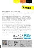 Die Boxengasse, Ausgabe 6, Saison 2014 (#18/2014) - Seite 3