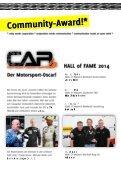 Die Boxengasse, Ausgabe 6, Saison 2014 (#18/2014) - Seite 4