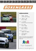 Die Boxengasse, Ausgabe 2, Saison 2015 (#24/2015) - Seite 5