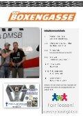 Die Boxengasse, Ausgabe 3, Saison 2015 (#25/2015) - Seite 5