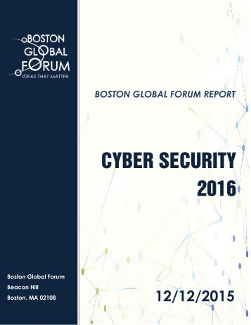 CYBER SECURITY 2016