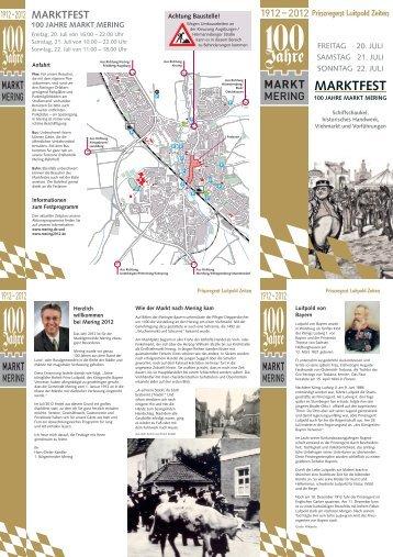marktfest - VG Mering