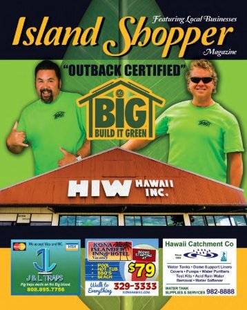 Island Shopper Magazine SEPT-OCT:2015
