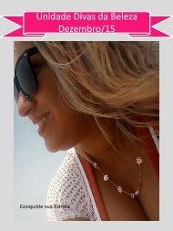 Jornal - Divas da Beleza - Dezembro/15