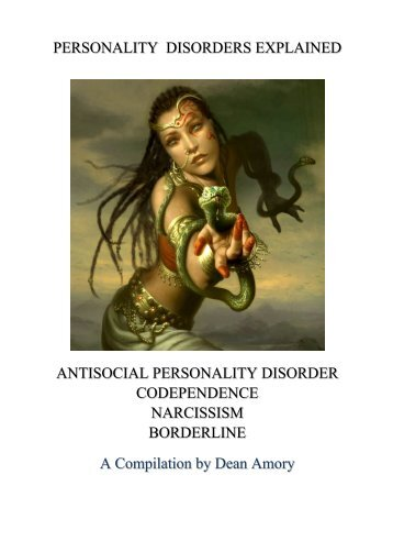 personality disorders explained