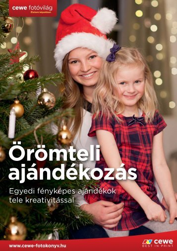 CEWE-Weihnachtsbroschuere2015_HU