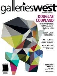 Galleries West Spring 2015