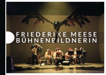 Portfolio Friederike Meese 2015