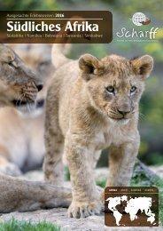Scharff Reisen - Südliches Afrika 2016