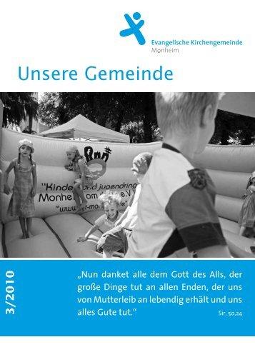 Unsere Gemeinde - ekmonheim