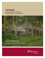 TIERRAS - Mercy Corps