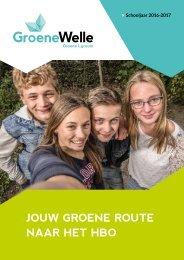 GroeneLyceum 15-15 'Jouw groene route naar het hbo'