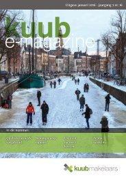 Kuub e-magazine #16 | januari 2016