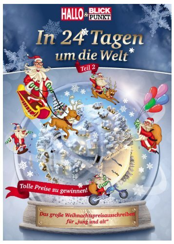 Sonderausgabe - Weihnachtswünsche 2015/ Teil 2