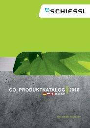 Schiessl CO2 Produktkatalog 2016